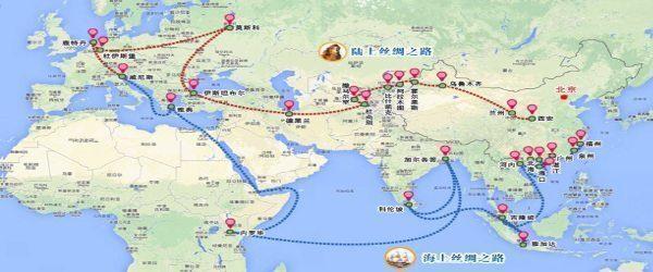 Μεγαλεπήβολα σχέδια του Πεκίνου, σε κόντρα με τη Δύση