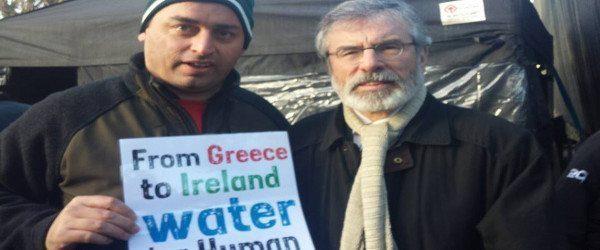 Ιρλανδία: Το Σιν Φέιν επικεφαλής της μάχης ενάντια στα χαράτσια