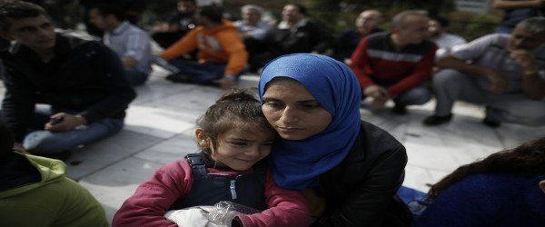 Έμπρακτη αλληλεγγύη στους Σύριους πρόσφυγες