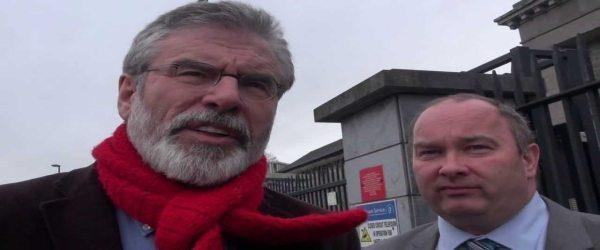 Trevor Ο' Clochartaigh, Ιρλανδός γερουσιαστής, Σιν Φέιν: Η τρόικα έφυγε, οι πολιτικές της μένουν