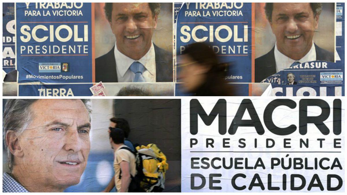 Ο κεντροαριστερός Σιόλι και ο κεντροδεξιός Μάκρι διεκδικούν την προεδρία της Αργεντινής στο δεύτερο γύρο που θα πραγματοποιηθεί στις 22 Νοεμβρίου. Ενώ αυξάνεται η λαϊκή δυσαρέσκεια, και οι δύο σιωπούν για τις παραχωρήσεις που έχουν δεσμευτεί να κάνουν προς ξένες δυνάμεις και «αγορές»…