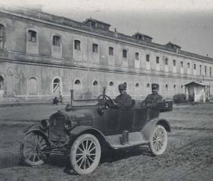 Στρατόπεδο Παύλου Μελά, 1923. (Αρχείο Βασίλη Πανταζόπουλου)