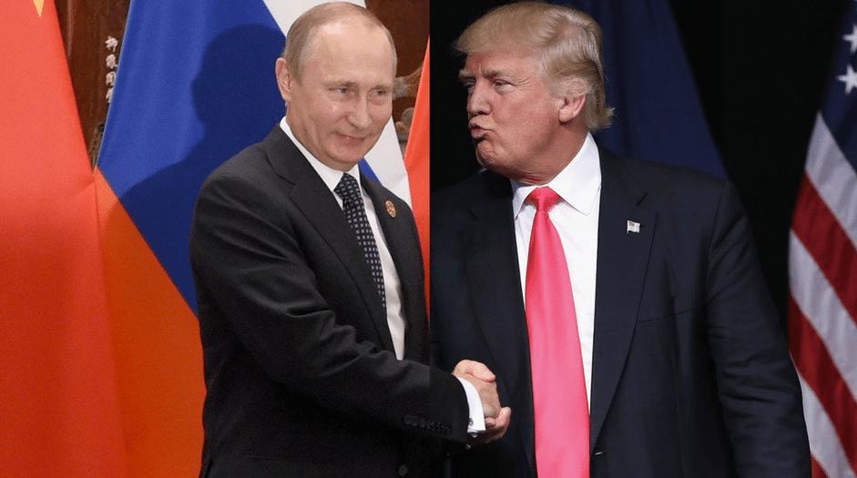 Ο Τραμπ έχει δηλώσει πως στοχεύει να προσεγγίσει τον Πούτιν για να αντιμετωπίσουν από κοινού την κινεζική επιθετική εμπορική/οικονομική διείσδυση. Ωστόσο, μόνο βλάκας μπορεί να πιστέψει ότι οι Ρώσοι θα εγκαταλείψουν τους Κινέζους ώστε μετά να γίνουν το χορταστικό επιδόρπιο των Αμερικανών