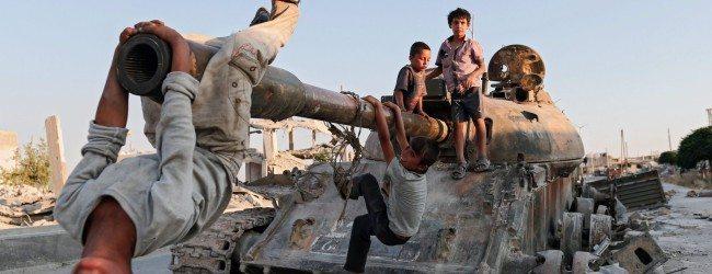 Τρίτη και… τυχερή(;)  η νέα κατάπαυση  πυρός στη Συρία;