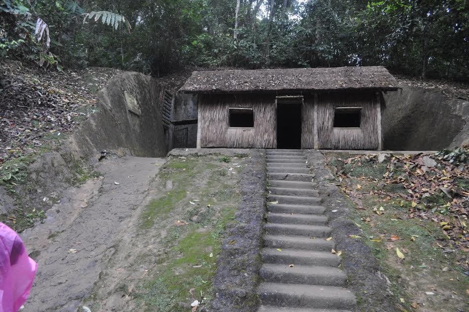 Στρατηγείο Giap