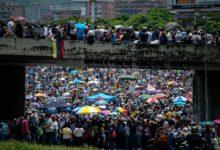 Αντιπαράθεση στη Βενεζουέλα